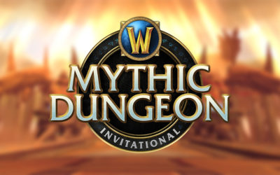 Warcraft Attempting Dungeon Invitational, $100K Prize Pool
