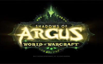 WoW: Legion to Release Patch 7.3: Shadows of Argus