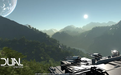 Dual Universe Reaches $7.4mil in Funding, Alpha Expected Q4