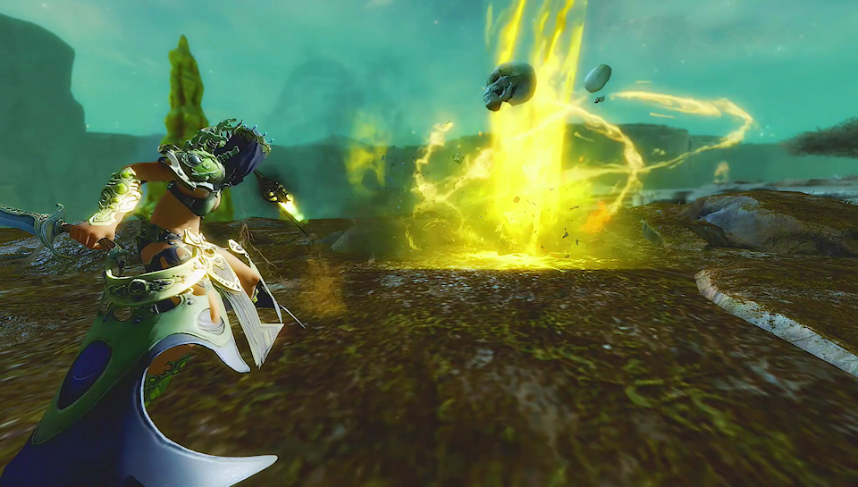 Guild Wars 2 Shares New Dev Diary on Path of Fire Elite Specs