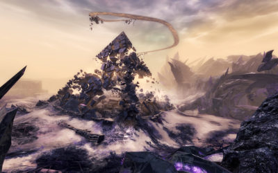 Guild Wars 2 Announces Path of Fire Expansion, Free Weekend
