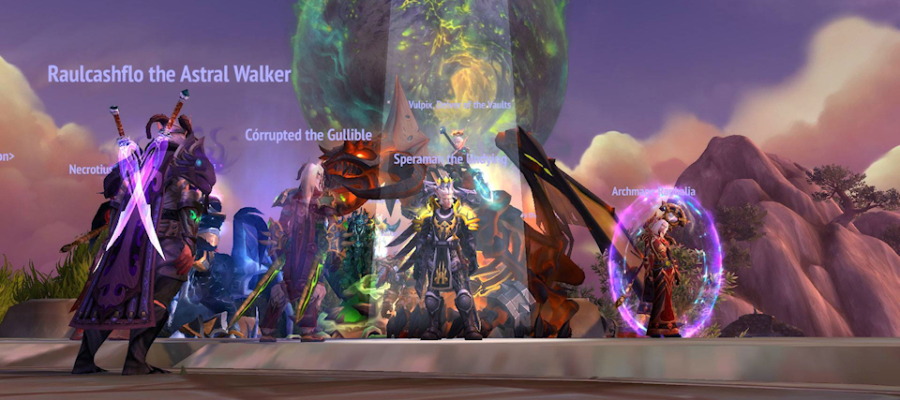 Do You Even Mythic? The Decline of Raids in Warcraft
