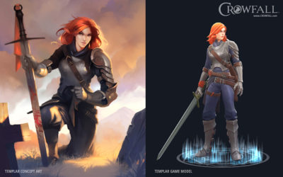 Crowfall to Livestream FX and Animation Development