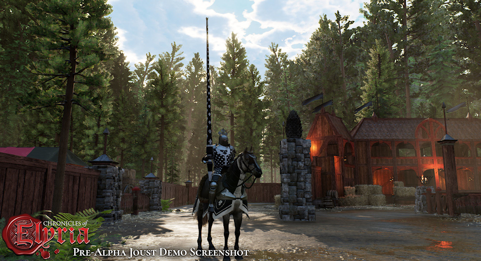 Chronicles of Elyria Looks at 2017 In Review