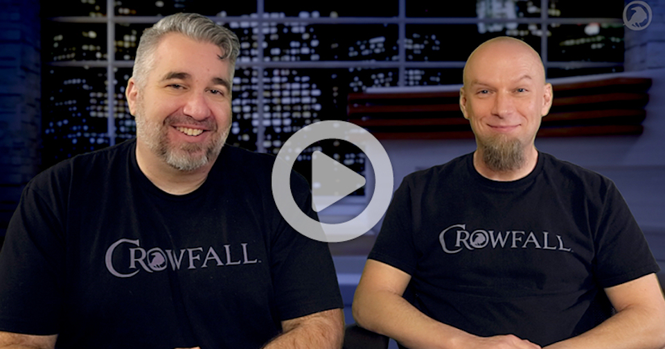 Crowfall Share Latest Q&A Video for January 2018