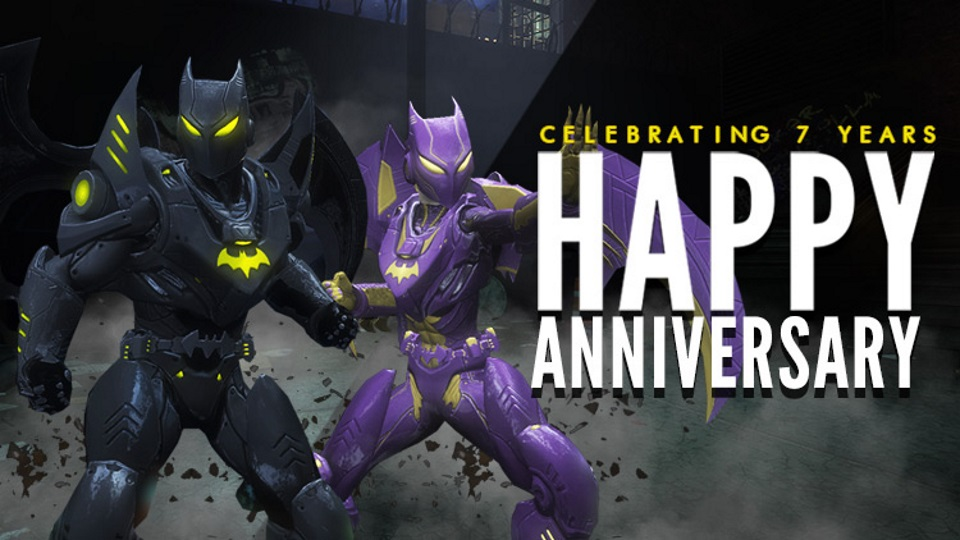DC Universe Online Celebrates 7 Year Anniversary, Reviews 2017