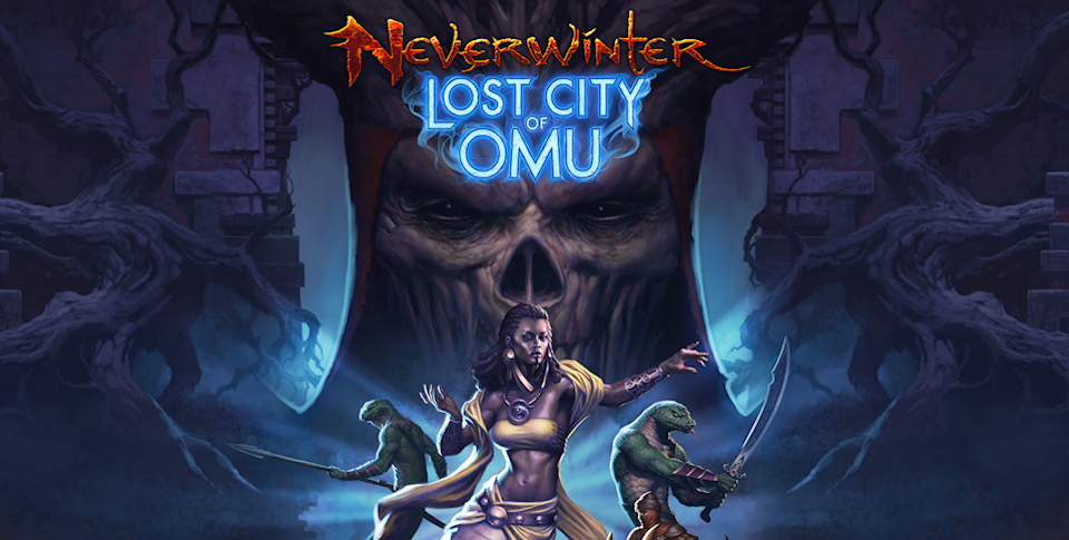 Neverwinter Previews Lost City of Omu, Launching Feb 27