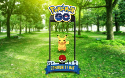 Pokémon GO Announces Community Day Event