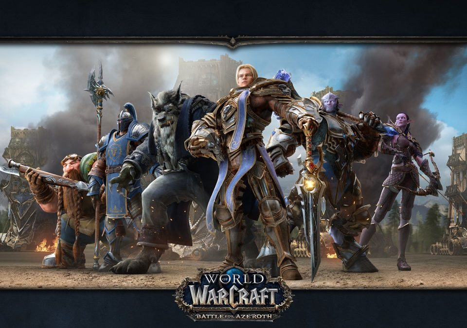 wow battle for azeroth collectors edition pre order