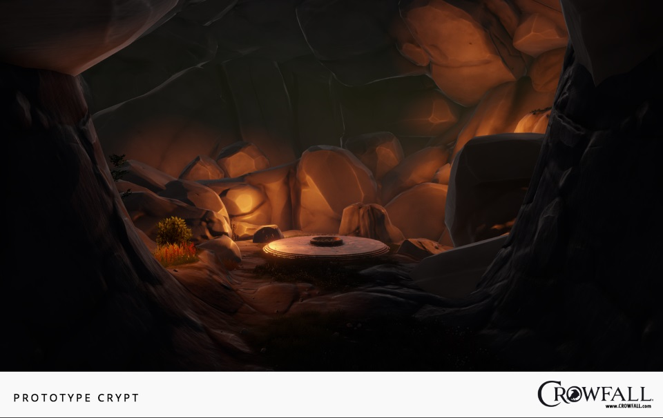 Crowfall to Introduce Character Switching via Crypts