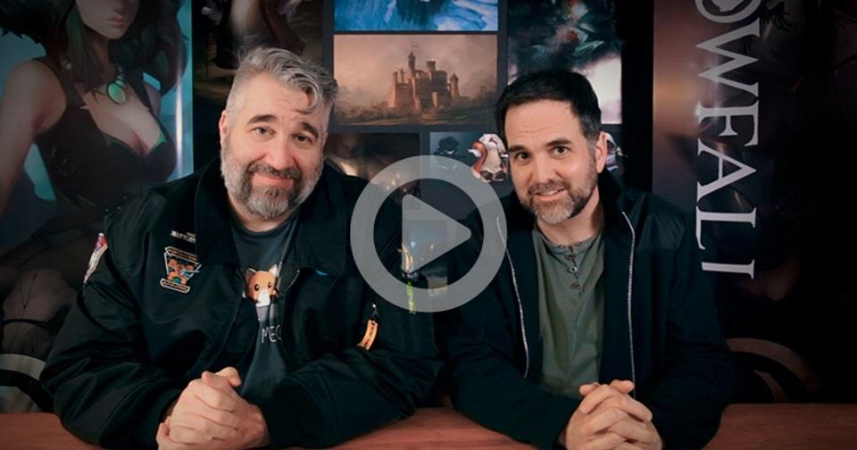 Crowfall Shares Dev Q&A Video for February 2018