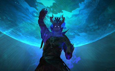 Neverwinter Details Epic Trial, Cradle of the Death God