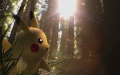 Pokemon GO Shares New Nature Documentary Trailer