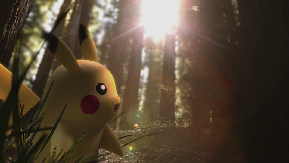 Pokemon GO Shares New Nature Documentary Trailer
