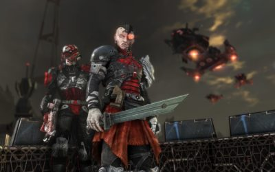 Defiance 2050 Closed Beta Test Underway from April