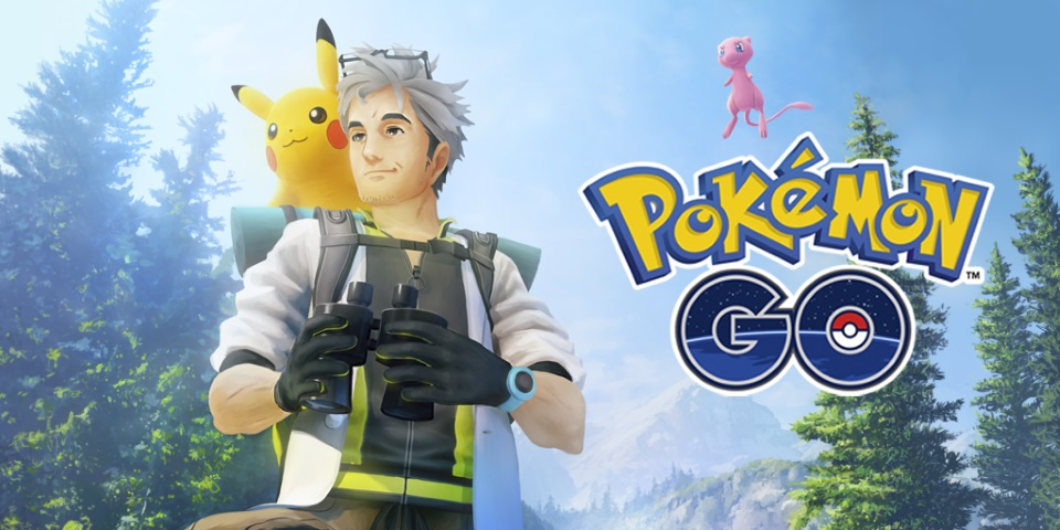 Pokemon GO Introduces Daily Quests and a Hunt for Mew!