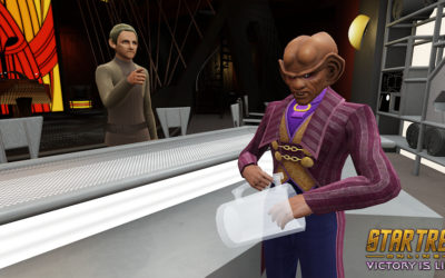 Star Trek Online Announces New Expansion, Returning TV Cast