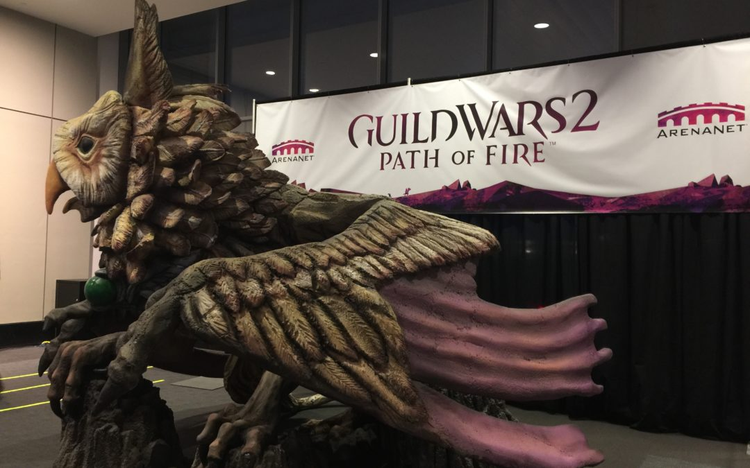 [PAX East 2018] Guild Wars 2 Keeps Up the Friendships