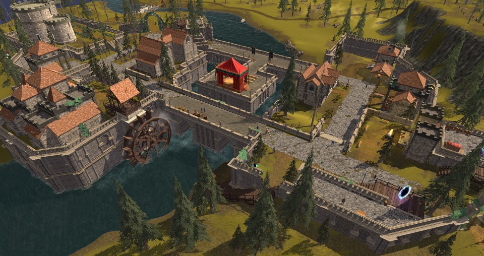Legends of Aria Moves Towards Open Beta, Updates Roadmap