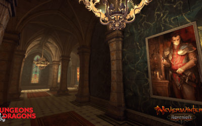 Neverwinter Announces Ravenloft as Next Module