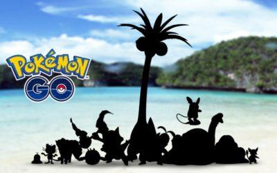 Pokémon GO to Introduce Sun and Moon Alolan Variants