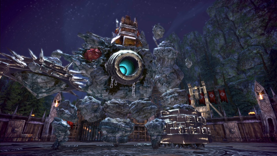 TERA Releases Guilded Mask Content, Attack on Titan Crossover