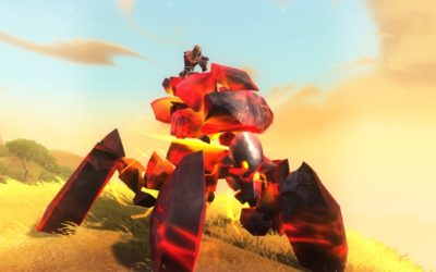 WildStar Celebrates Fourth Year with Month-Long Starfall Event