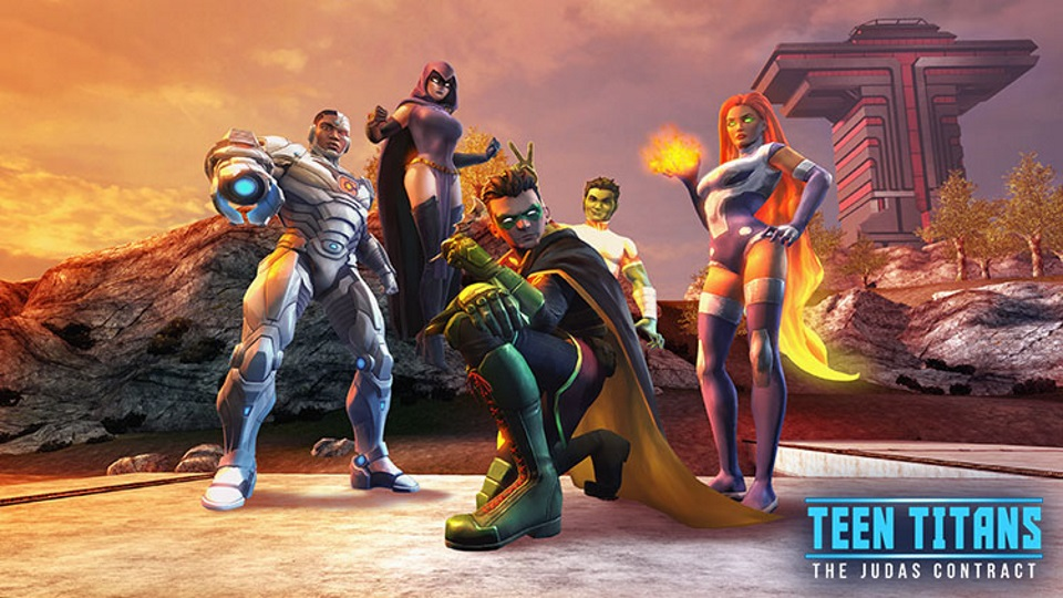 DC Universe Introduces New Teen Titans Episode