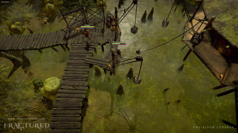 Fractured MMO Nears Target, Details Localization Plans