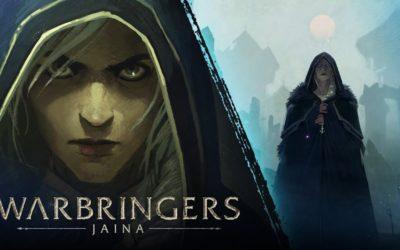 World of Warcraft Shares New Jaina Animated Short