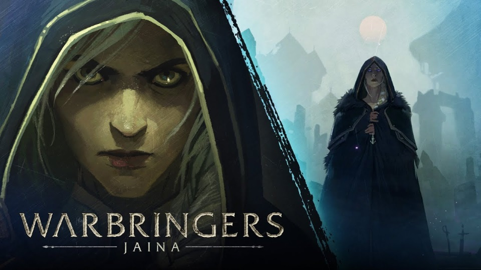 World of Warcraft Shares New Jaina Animated Short