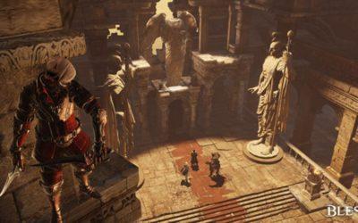 Bless Online Releases Assassin Class, Shares Trailer