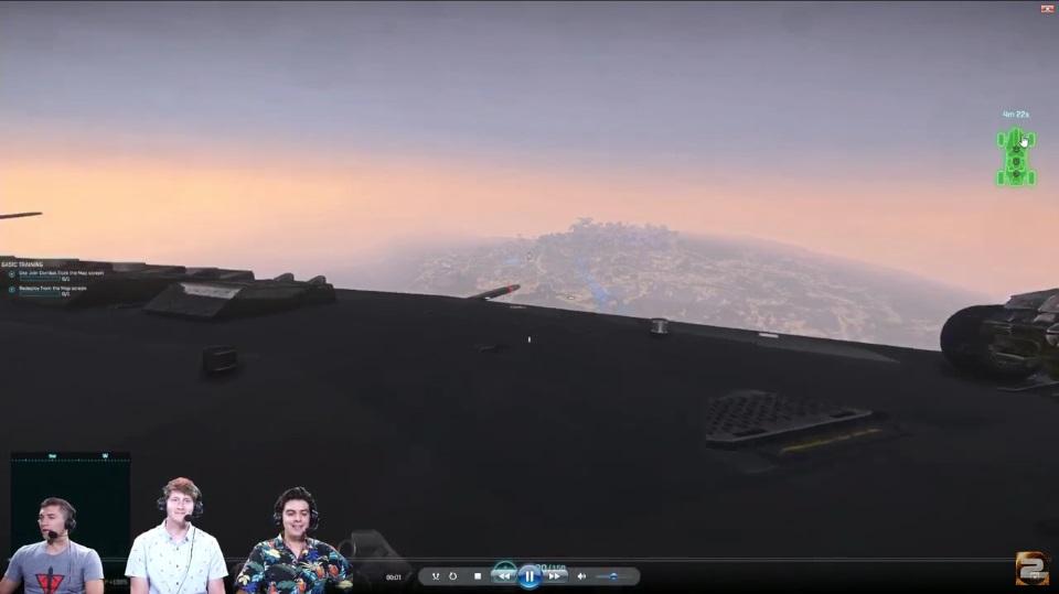 PlanetSide 2 Reveals Development of a New Continent