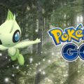 Pokemon GO Introducing Celebi