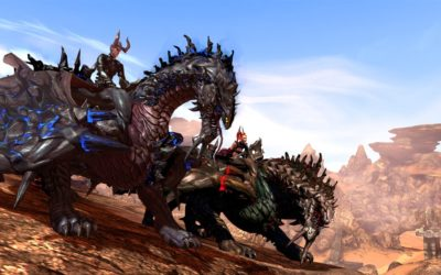 TERA introduces Aerial Content with Guardians of the Sky Launch