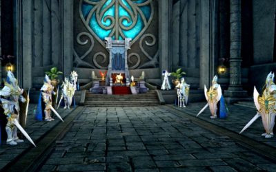 Aion Announces Major Update, Shares Teaser Trailer