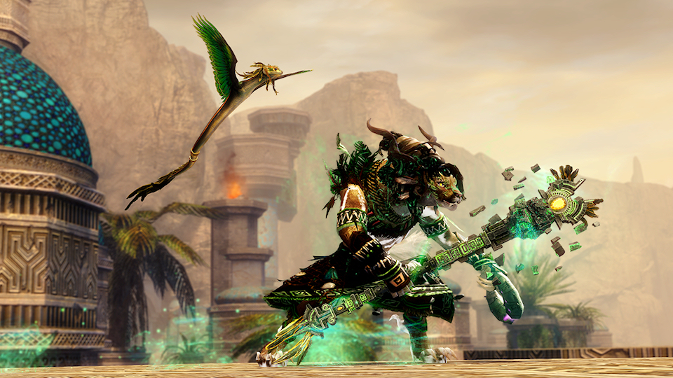 Guild Wars 2 Releases Trailer for Living World Episode 4