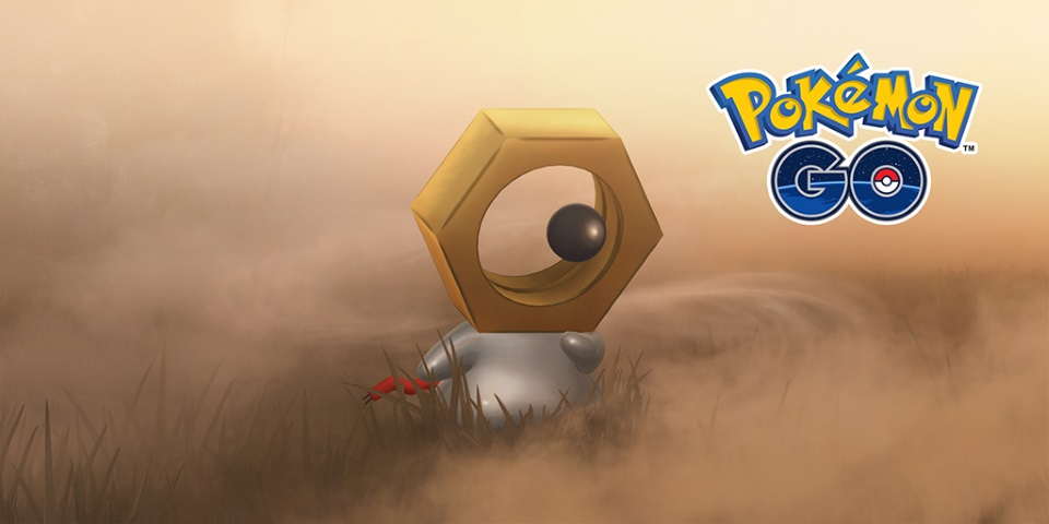 Pokemon GO Reveals Brand New Mythical Pokemon