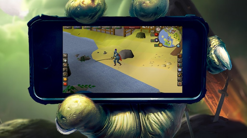 Old School RuneScape iOS and Android Releasing 30th Oct