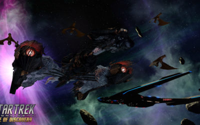 Star Trek Online Enters Age of Discovery on Oct 9th