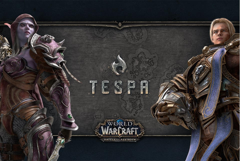 World of Warcraft Teaming Up with TESPA for Campus Events