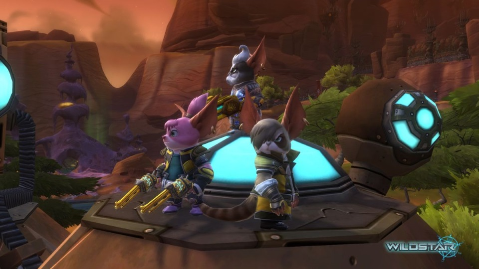 WildStar Set to Close on Nov 28, Enables Ingame Events