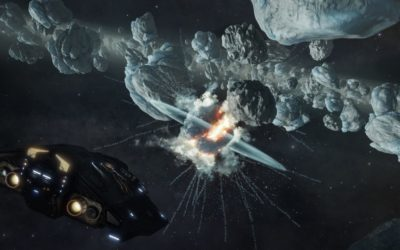 Elite Dangerous: Beyond Chapter Four Beta Announced, New Trailer