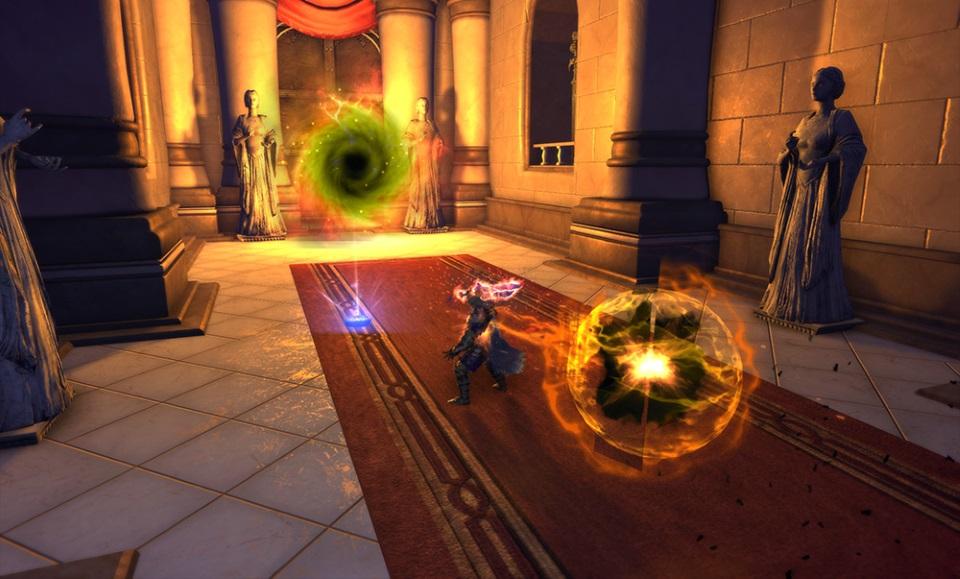Neverwinter Details New Manycoins Bank Heist Skirmish