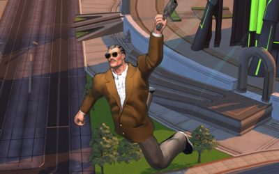 Champions Online Offers Stan Lee Tribute with Costume Item