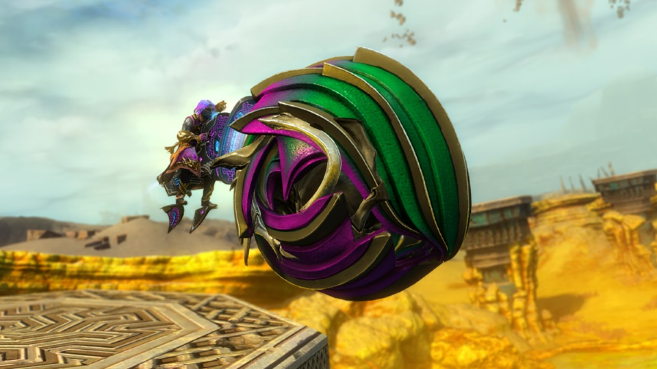 Guild Wars 2 Announces Roller Beetle Racing, Offers Sweepstakes