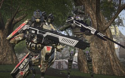 PlanetSide 2 Celebrates 6 Years, Announces Mercenary Faction