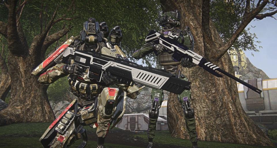 PlanetSide 2 Celebrates 6 Years, Announces Mercenary Faction