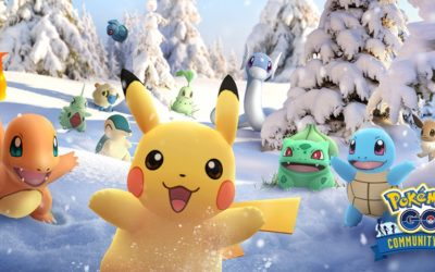 Pokemon GO's December Community Day Reprises Specials