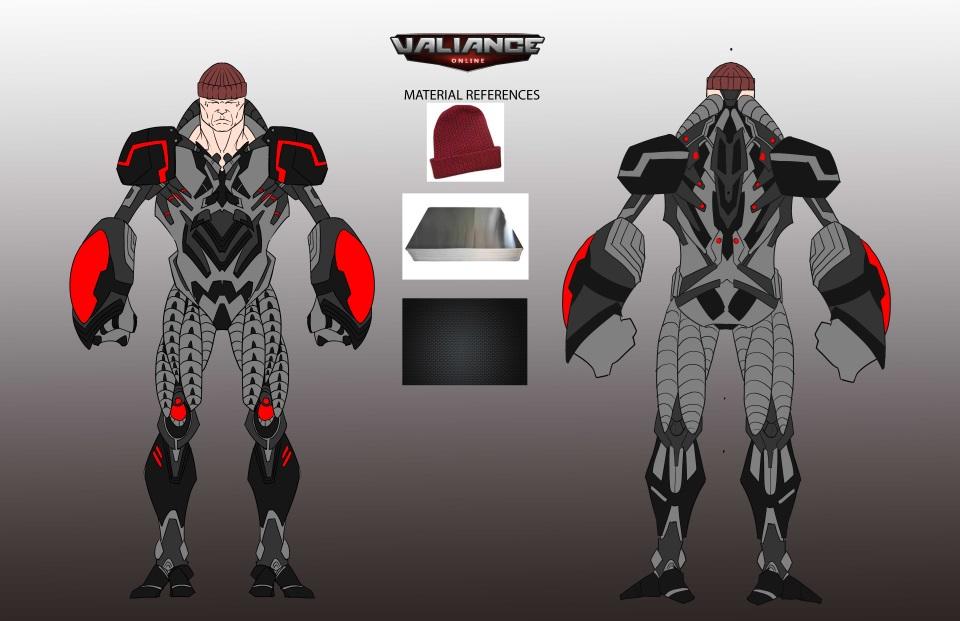Valiance Online Provides Development Update